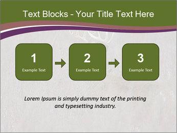 Deer PowerPoint Template - Slide 71