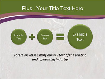 Deer PowerPoint Templates - Slide 75