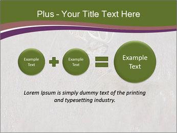 Deer PowerPoint Template - Slide 75