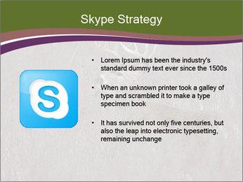 Deer PowerPoint Template - Slide 8