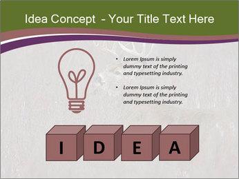 Deer PowerPoint Template - Slide 80