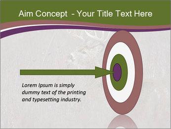 Deer PowerPoint Template - Slide 83