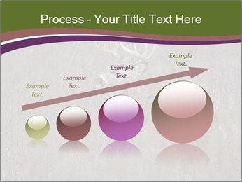 Deer PowerPoint Template - Slide 87