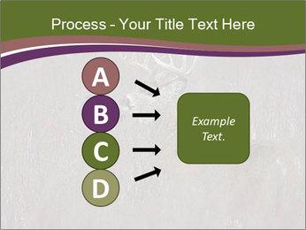 Deer PowerPoint Template - Slide 94