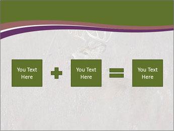 Deer PowerPoint Template - Slide 95