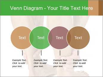 Lean athletic man PowerPoint Template - Slide 32