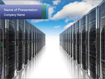 Cloud computing Plantillas de Presentaciones PowerPoint