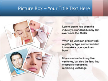 Injection of botox PowerPoint Template - Slide 23