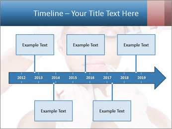 Injection of botox PowerPoint Template - Slide 28