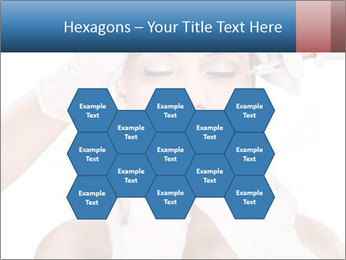 Injection of botox PowerPoint Template - Slide 44