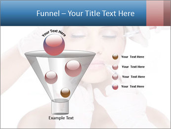 Injection of botox PowerPoint Template - Slide 63