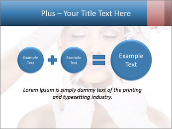 Injection of botox PowerPoint Template - Slide 75
