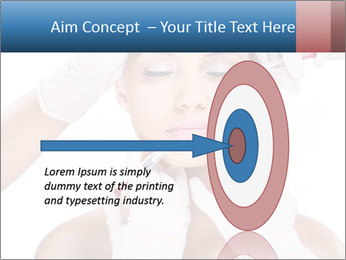 Injection of botox PowerPoint Template - Slide 83