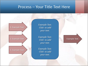 Injection of botox PowerPoint Template - Slide 85