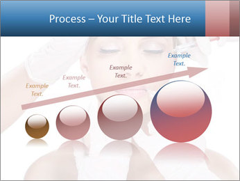 Injection of botox PowerPoint Template - Slide 87
