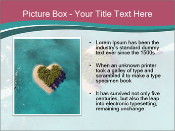 Paradise Island PowerPoint Template - Slide 13
