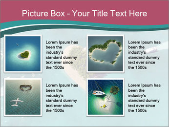 Paradise Island PowerPoint Template - Slide 14