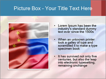 China and Russia PowerPoint Template - Slide 13