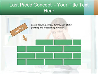 Business woman PowerPoint Template - Slide 46