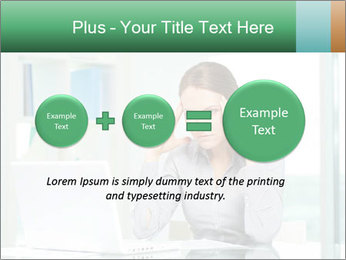 Business woman PowerPoint Template - Slide 75