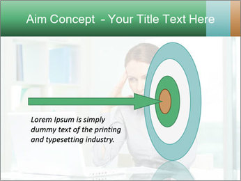 Business woman PowerPoint Template - Slide 83