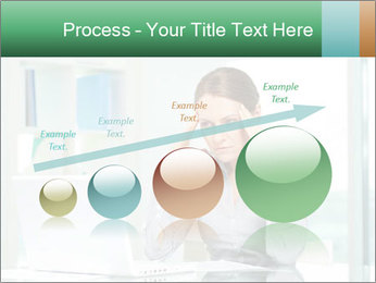 Business woman PowerPoint Template - Slide 87