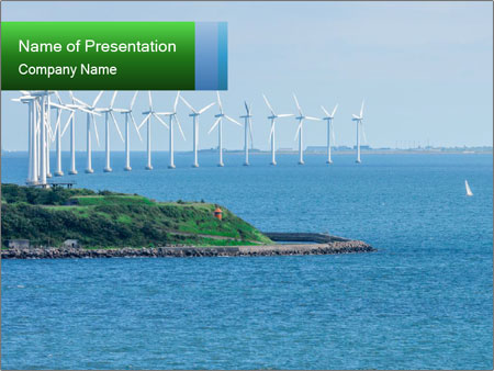 Baltic Sea PowerPoint Template