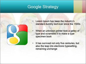 Sushi Rolls PowerPoint Template - Slide 10