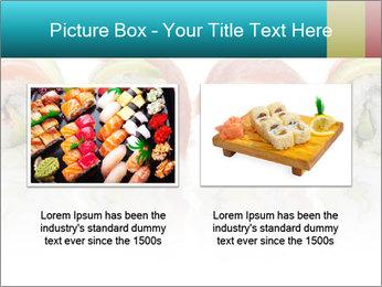 Sushi Rolls PowerPoint Template - Slide 18