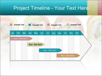 Sushi Rolls PowerPoint Template - Slide 25