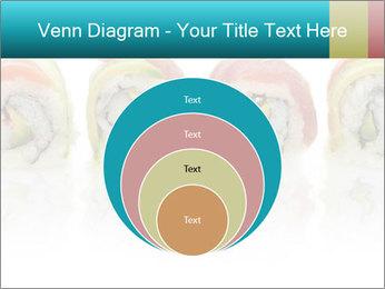 Sushi Rolls PowerPoint Template - Slide 34