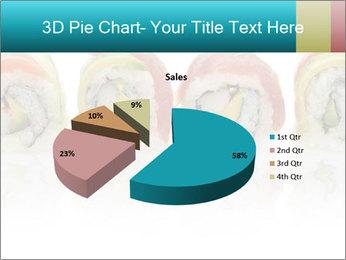 Sushi Rolls PowerPoint Template - Slide 35