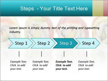 Sushi Rolls PowerPoint Template - Slide 4