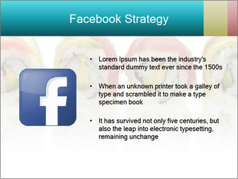 Sushi Rolls PowerPoint Template - Slide 6