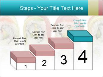 Sushi Rolls PowerPoint Template - Slide 64