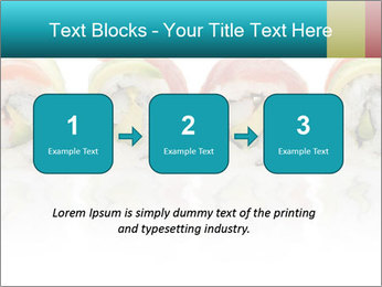 Sushi Rolls PowerPoint Template - Slide 71