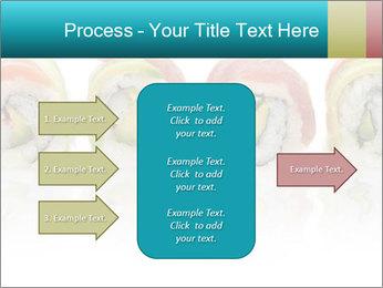 Sushi Rolls PowerPoint Template - Slide 85