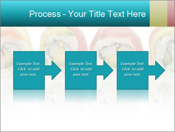 Sushi Rolls PowerPoint Template - Slide 88
