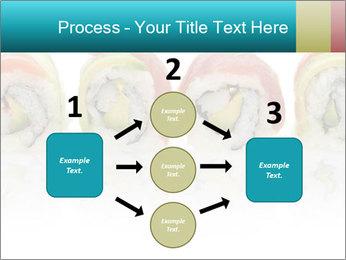 Sushi Rolls PowerPoint Template - Slide 92