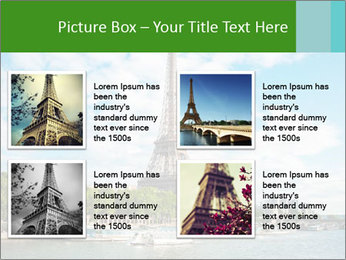 The Eiffel Tower PowerPoint Templates - Slide 14