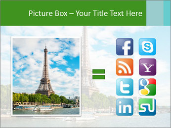 The Eiffel Tower PowerPoint Templates - Slide 21