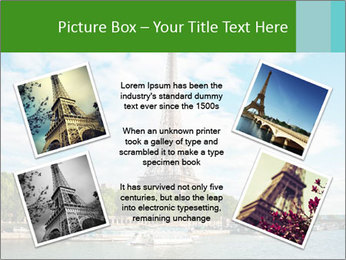 The Eiffel Tower PowerPoint Templates - Slide 24