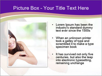 Charming woman PowerPoint Templates - Slide 13