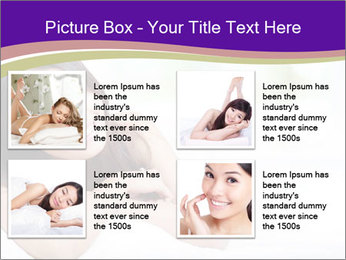 Charming woman PowerPoint Templates - Slide 14