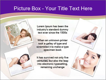 Charming woman PowerPoint Templates - Slide 24
