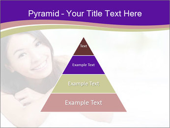 Charming woman PowerPoint Template - Slide 30