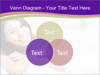 Charming woman PowerPoint Template - Slide 33