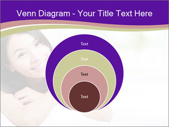 Charming woman PowerPoint Template - Slide 34