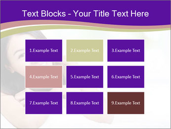 Charming woman PowerPoint Templates - Slide 68