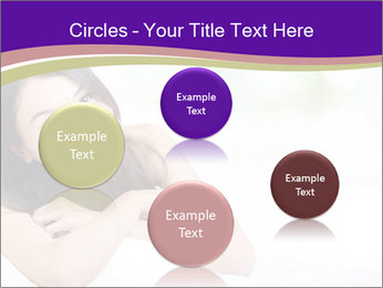 Charming woman PowerPoint Template - Slide 77
